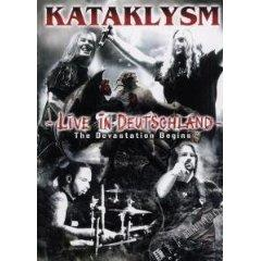 Kataklysm - Live In Deutschland DVD+CD -