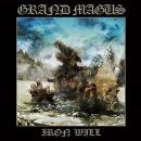 Grand Magus - Iron Will CD -