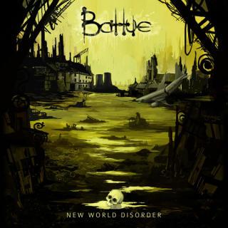 Battue - New World Disorder CD -