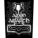 Amon Amarth - Thors Hammer Backpatch -...