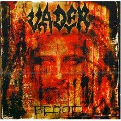 Vader - Blood CD -