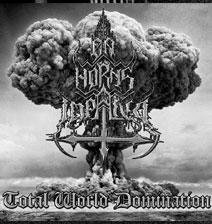 On Horns Impaled - Total World Domination CD -