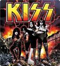 KISS - Destroyer Sticker