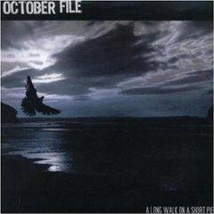 October File - A Long Walk On A Short Pier  LP Vinyl -