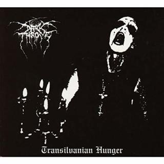 Darkthrone - Transilvanian Hunger - CD