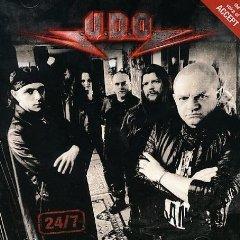 U.D.O. - 24/7 Mini CD