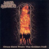 Amon Amarth - Once Sent From The Golden Hall 2- LP Vinyl -