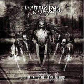 My Dying Bride - A Line Of Deathless Kings CD -