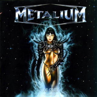 Metalium - As One: Chapter 4 CD -