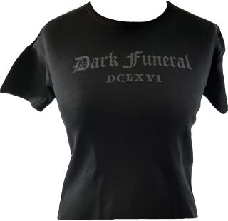 Dark Funeral - Angels Flesh Impaled Damen Shirt Gr. L