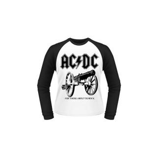 AC/DC - For Those About To Rock Longsleeve