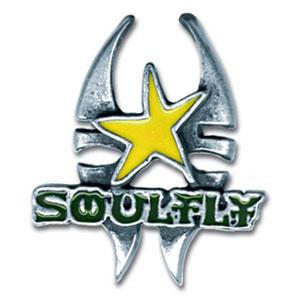 Soulfly - Logo Pin -