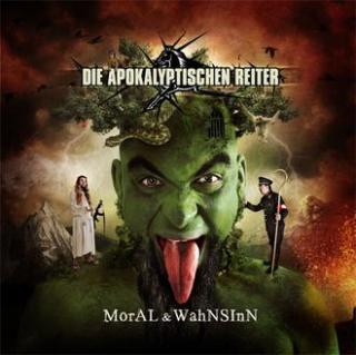 Apokalyptischen Reiter, Die - Moral Und Wahnsinn CD
