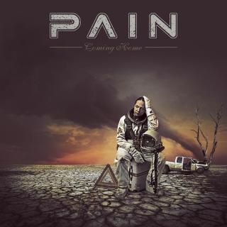 Pain - Coming Home CD Mediabook