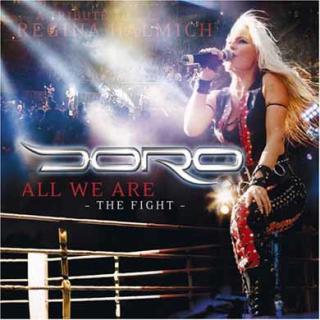Doro - All We Are CD -