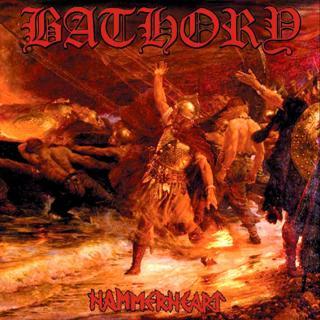 Bathory - Hammerheart -  CD