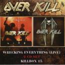 Overkill - Wrecking Live & Killbox 13 2-CD -