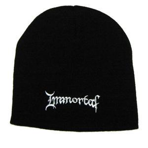 Immortal - Logo - Beanie