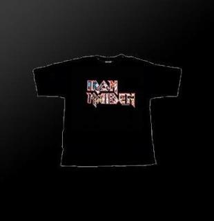 Iron Maiden - Logo UK T-Shirt