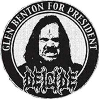 Deicide - Glen Bunton For President Patch Aufnäher