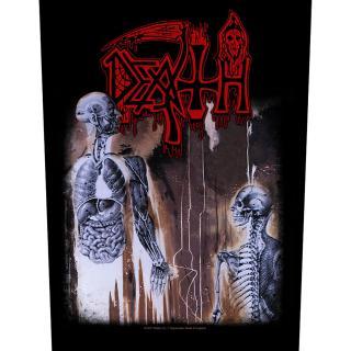 Death - Human Backpatch Rückenaufnäher