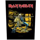 Iron Maiden - Piece Of Mind Backpatch Rückenaufnäher