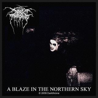 Darkthrone - A Blaze In The Northern Sky Patch Aufnäher