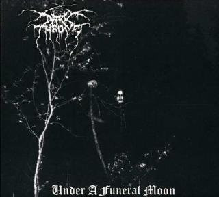 Darkthrone - Under A Funeral Moon Patch Aufnäher