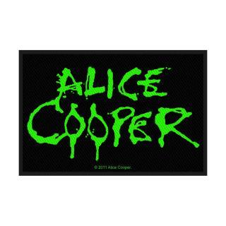 Alice Cooper - Logo - Patch Aufnäher