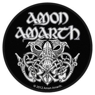 Amon Amarth - Odin Patch Aufnäher