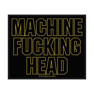 Machine Head - Machine Fucking Head Patch Aufnäher
