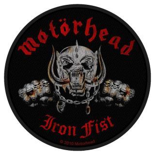 Motörhead - Iron Fist Skull Patch