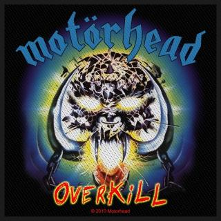 Motörhead - Overkill Patch Aufnäher
