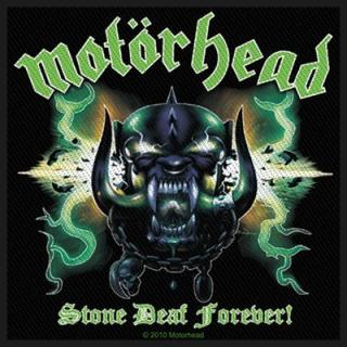 Motörhead - Stone Deaf Forever Patch Aufnäher