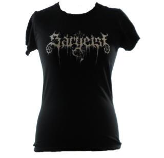 Sargeist - Logo Damen Shirt Gr. S