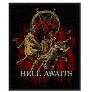 Slayer - Hell Awaits Patch Aufnäher