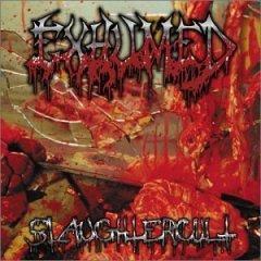 Exhumed - Slaughtercult -  CD