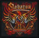 Sabaton - Coat Of Arms Patch Aufnäher