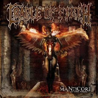 Cradle Of Filth - The Manticore And Other Horrors CD