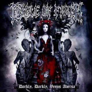 Cradle Of Filth - Darkly, Darkly, Venus Aversa CD