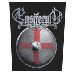 Ensiferum - Shield Backpatch  Rückenaufnäher