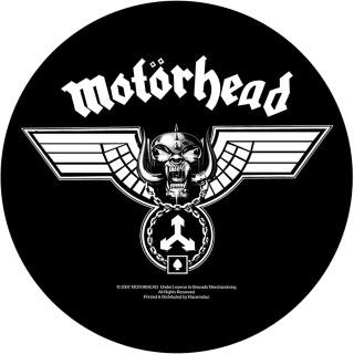 Motörhead - Hammered Backpatch Rückenaufnäher