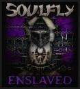 Soulfly - Enslaved Patch Aufnäher
