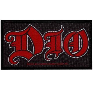 DIO - Logo Patch Aufnäher