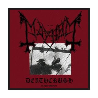 Mayhem - Deathcrush Patch Aufnäher