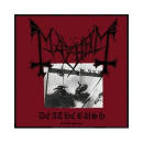Mayhem - Deathcrush Patch Aufnäher