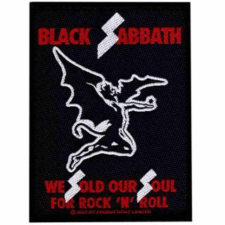Black Sabbath - We Sold Our Souls.... Patch Aufnäher
