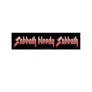 Black Sabbath - Sabbath Bloody Sabbath Stripe