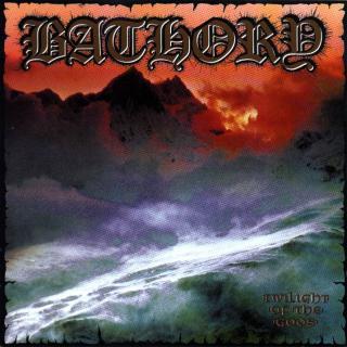 Bathory - Twilights Of The Gods -  CD