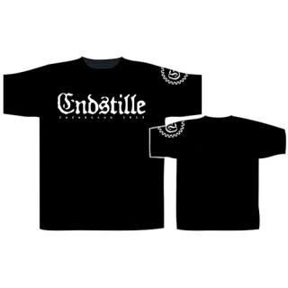 Endstille - Infektion Logo T-Shirt